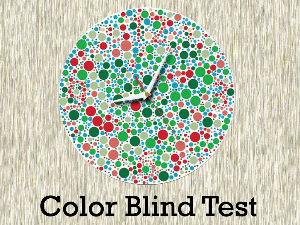 Color Blind Test Machine HD | appstarglobal